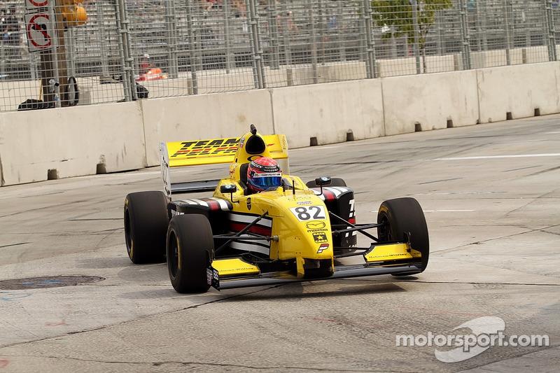 Jack Hawksworth to join Sam Schmidt Motorsports in 2013