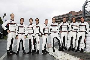 Porsche annonces continuity for its works drivers
