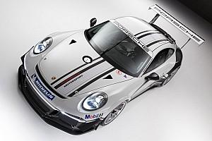 New Porsche 911 GT3 Cup race car unveiled at Weissach