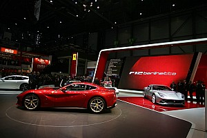 "Ferrari F12berlinetta crowned ""Supercar of the Year 2012"""