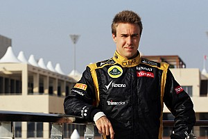 Valsecchi next in line for Grosjean's seat