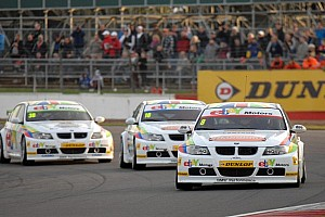 WSR confirm BMW-1 Series for 2013