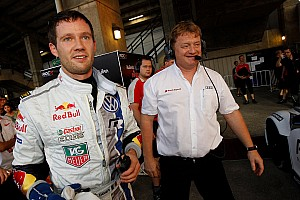 VW's Ogier pleased with his performance in ROC final day in Bangkok