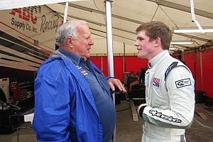 Conor Daly enjoyed testing at Sebring with the AJ Foyt team