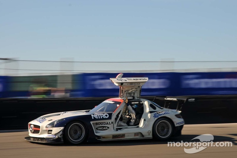 Successful 2012 motorsports season for AMG customer teams