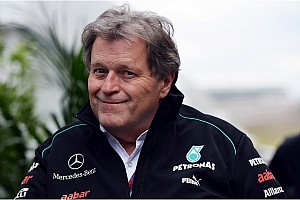 Haug admits Mercedes defeats led to F1 departure