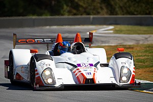 Bennett sets sights on 3rd straight championship for CORE autosports