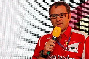 Ferrari's Domenicali: Two coordinators for the 2013 and 2014 design projects