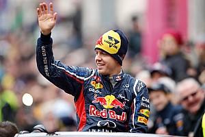 News agencies vote Vettel top Euro athlete