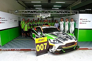 Mark Goddard and team are ready for Asian Le Mans Series contest