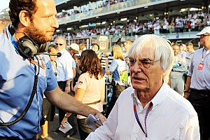 Ecclestone admits scandal could cost him F1 job