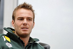 Van der Garde's Caterham hopes 'shrink'
