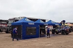 Yamaha counts down to adventure for the 2013 Dakar Rally