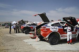Riwald Dakar Team enjoyed the stage 1 in Peru
