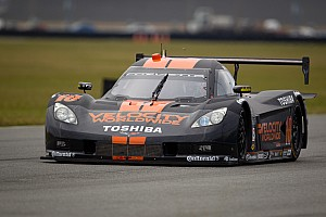 WTR conclude three rigorous testing days for Daytona 24H