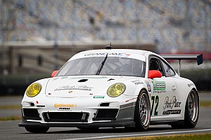 Park Place Motorsports off to roaring start in Daytona 24H testing