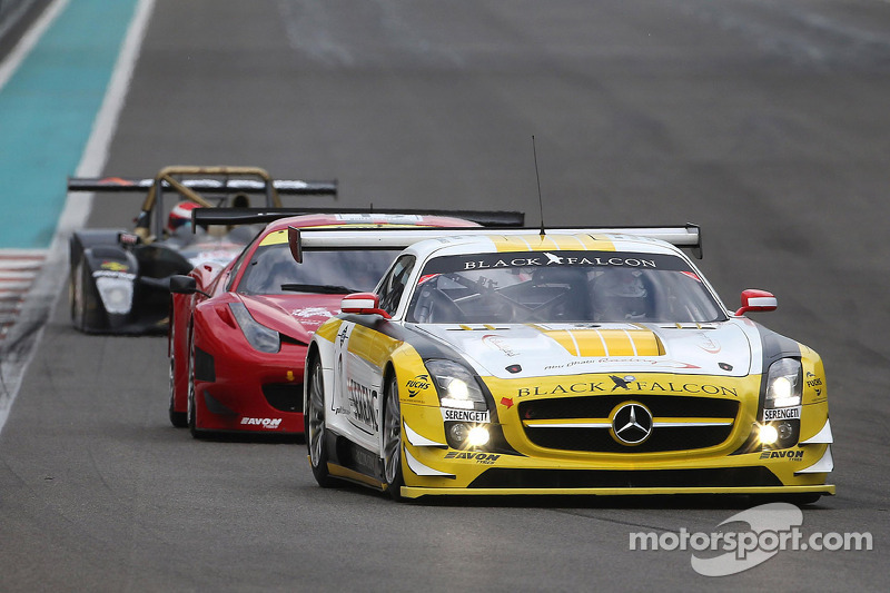 Record field ready to rumble at 24 Hours of Dubai