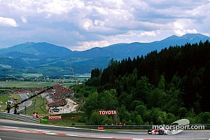 Ecclestone rules out Austria for 2013