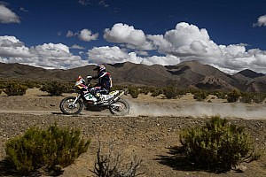 Caselli grabs stage 7 Bike win as the riders mourn the loss of Bourgin
