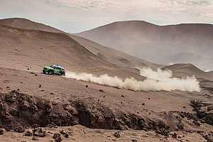 Chile/Argentina: Stage 7 – Calama to Salta and the crossing of the Andes - video