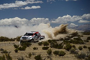 Trouble-free run for De Villiers and Von Zitzewitz on 7th stage