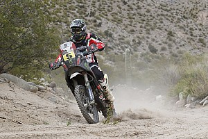 Argentina: Stage 8 - Salta to Tucumán on a day of changes and confusion - video