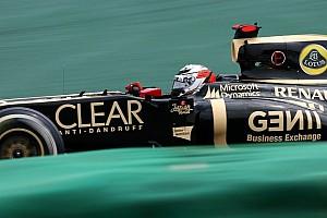 Lotus offered Raikkonen faster car - Parr