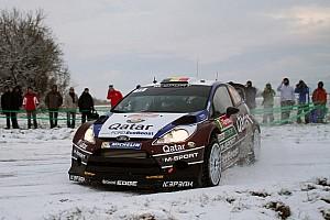 Neuville fastest on Rallye Monte Carlo shakedown