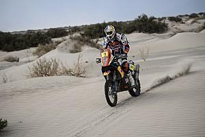 Argentina: Stage 12 - Fiambala to Copiapo marks return to Chile
