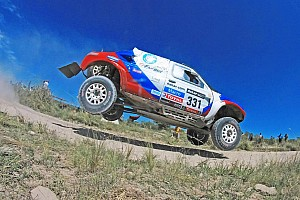 G-Force drivers enjoyed the challenging Stage 12