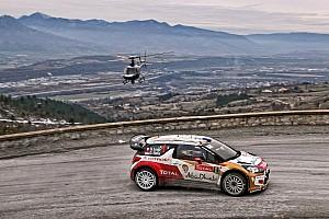Citroen's Loeb on way to seventh Monte Carlo rally victory