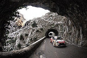 Loeb and Elena still in the lead on the third day of the 'Monte'