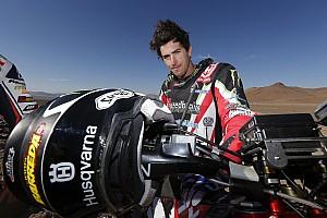Husqvarna Rallye Team by Speedbrain leaves Dakar satisfied with their performance