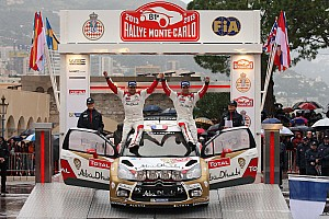Abu Dhabi-Citroen WRC partnership delivers instant sucess