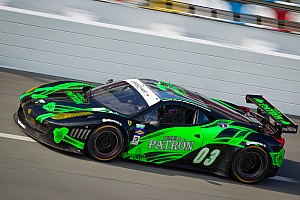 ESM Patrón kicks off 2013 at the 24 hours of Daytona