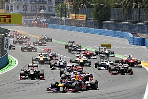 F1 dream over, Valencia street circuit crumbles