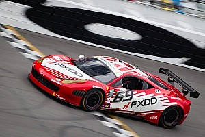 Guy Cosmo withdraws from Rolex 24 at Daytona