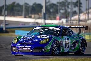 Napleton Racing scores historic GX pole position for Daytona 24H