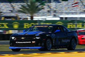 Mitchum Camaro qualifies for SCC season opener at Daytona