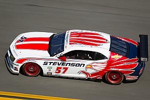 Stevenson Motorsports takes seventh on Rolex 24 Grid