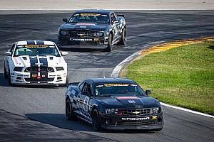 No.01 Camaro leads Crevrolet Racing in SCC season opening race at Daytona