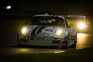 WeatherTech Racing Porsche third after 18 hours at Daytona