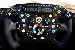 Raikkonen and Grosjean: Steering wheels with a sense of humor