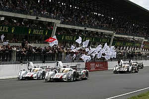 A new internet site for the Le Mans 24 Hours