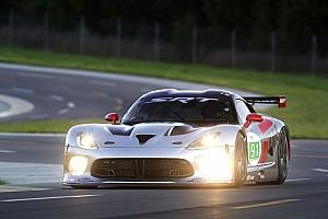 SRT Motorsports - Viper set for return to 24 Heures du Mans