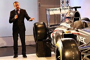 Sauber C32 technical details: Making a good thing even better