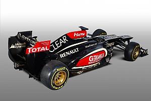 Lotus unleash E21 at Jerez