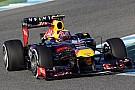 Infiniti Red Bull Racing RB9 makes track debut