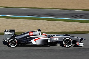 Cosworth not as good as Mercedes, Ferrari - Hulkenberg