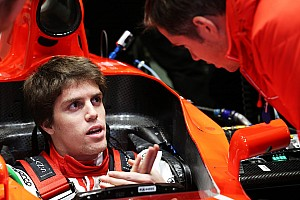 Marussia still not saying Razia 2013 driver
